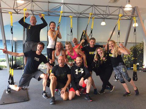 TRX træning København