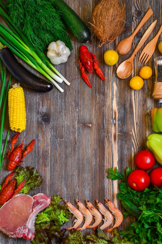 måltidskasser med sundt mad
