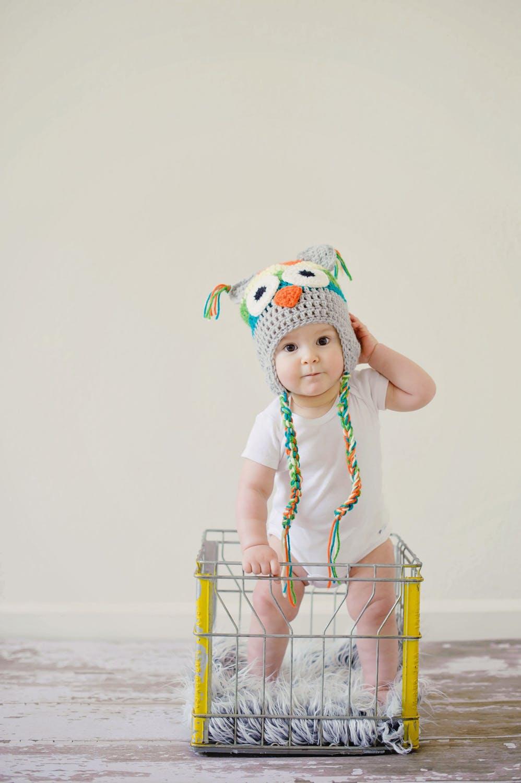 Skridsikre strømper baby